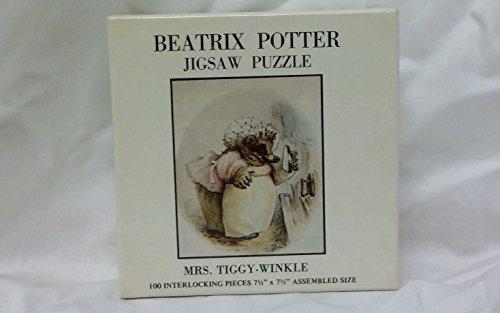 Beatrix Potter 100 Pc Puzzle - Mrs. Tiggy-Winkle - 1