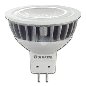 Bulbrite LED/MR16G 1W Colored LED MR-16, Green