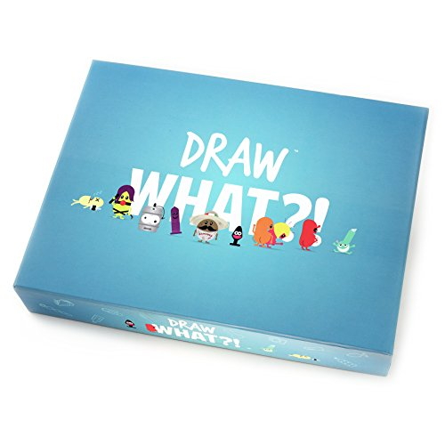 Draw What?! (What Board Game compare prices)