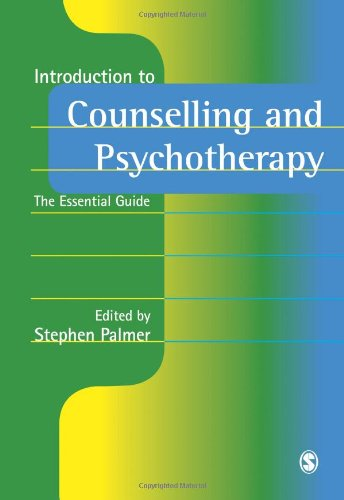 Introduction To Counselling And Psychotherapy: The Essential Guide (Counselling In Action) front-21837
