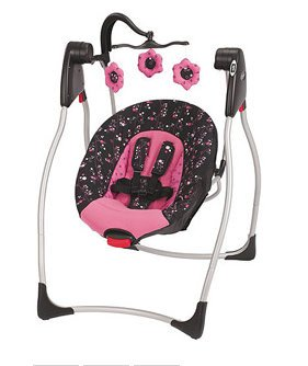 Graco - Comfy Cove Swing, Priscilla