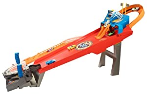 Hot Wheels Carcade Track Set