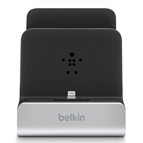Belkin PowerHouse Dual Lightning Charging Dock for iPad Air, iPad Air 2, iPad 4th Gen, iPad mini 4, iPad mini 3, iPad mini 2, iPad mini, iPhone 6S / 6S Plus, iPhone 6 / 6 Plus, iPhone 5 / 5S / 5c, and iPod touch 7th Gen (Belkin Dial compare prices)