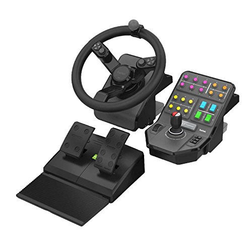 logitech-g-saitek-farm-sim-kit-controller-per-giochi-farming-simulator-composto-da-volante-pedale-e-