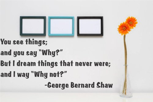 George bernard shaw wall quotes heart of country music - Things you find on walls ...