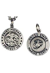 St. Michael Marine Corps Medal