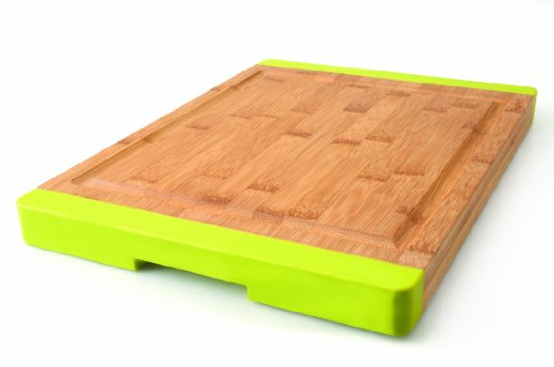 BergHOFF Professional Bamboo and Silicone Chopping Board Reviews