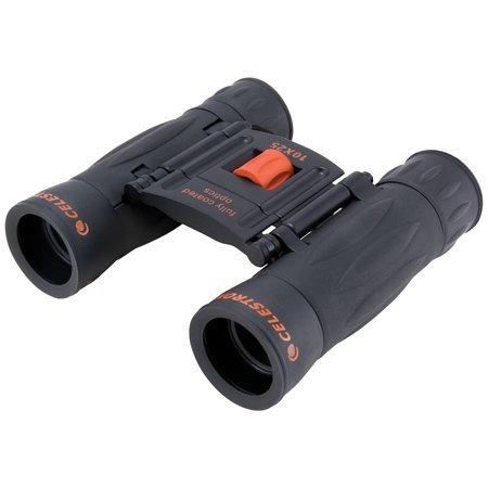 Celestron 71133 UpClose 10x25 Roof Prism Binocular