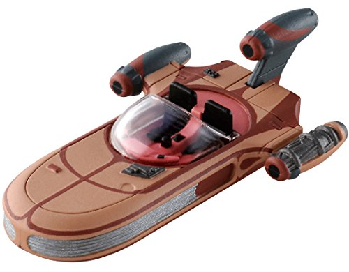 Tomica TSW-06 Star Wars land speeder - 1