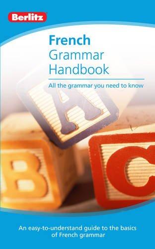 Berlitz Language: French Grammar Handbook