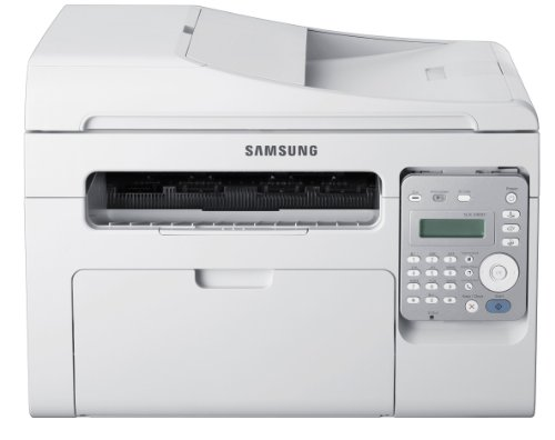 Samsung SCX-3405FW Wireless Monochrome Printer with Scanner, Copier and Fax
