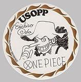 ナツコミ2011限定 ONEPIECE ワンピース 新世界編コースター【ウソップ】単品