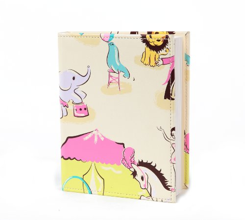 Timi & Leslie Le Petit Voyage Travel Diary - Circus front-74688