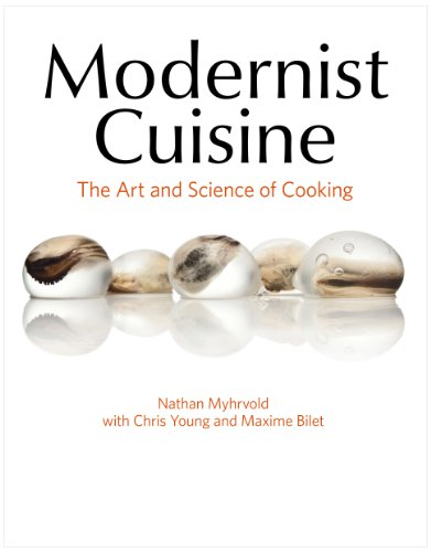 Modernist cuisine the art and science of cooking dealtrend for Art and cuisine ceramic cookware