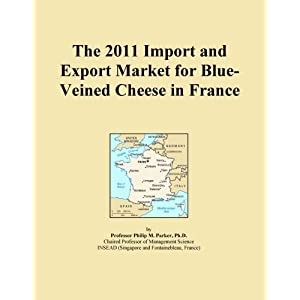 The 2011 Import and Export Market for Blue-Veined Cheese in Italy Icon Group International