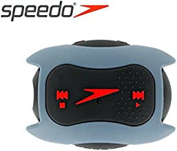 Underwater Waterproof Sports MP3 Music player Speedo Aquabeat 1.0 2GB LZR Racer Special Edition in Grey for swimming, surfing, rowing, skiing, water sports or synchronised swimming - LZR Limited Edition with latest headphone design with an Exclusive 2 Year Guarantee from i360Direct® (2GB LZR Limited Edition)