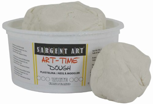 sargent-art-85-3196-1-pound-art-time-dough-white