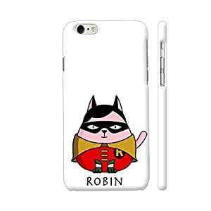 Colorpur Robin The Cat Artwork On Apple iPhone 6 Plus / 6s Plus Cover (Designer Mobile Back Case) | Artist: Giordano Aita