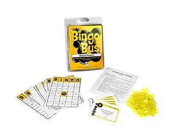 American Educational Bingo Bus Advanced Geometry Bingo Game
