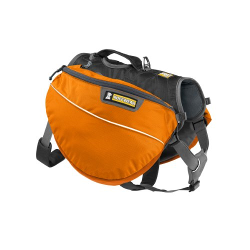 Ruffwear Approach Dog Backpack, Medium, Campfire