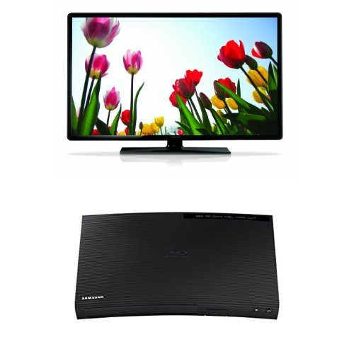 Samsung UN19F4000 19-Inch with BD-J5100 Blu-ray Player