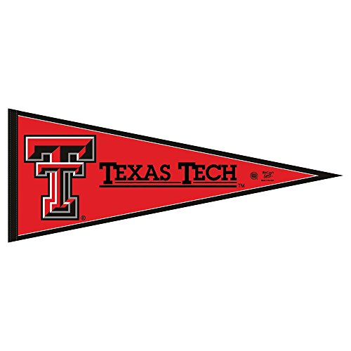 Texas Tech Red Raiders Official Ncaa 29 Inch Pennant front-197387