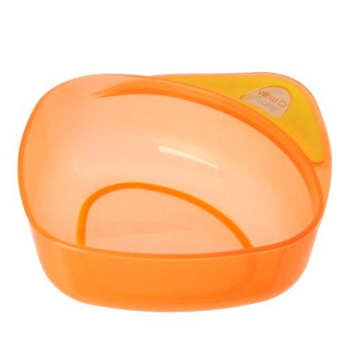 Imagen 2 de Vital Baby - Boles infantiles (3 unidades), color naranja