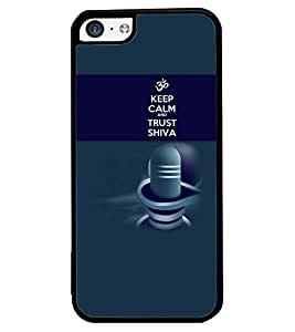 PRINTVISA Religious Shiva Quotes Case Cover for Apple iPhone 5C