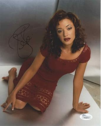 Leah Remini Signed 8x10 Photo Certified Authentic JSA