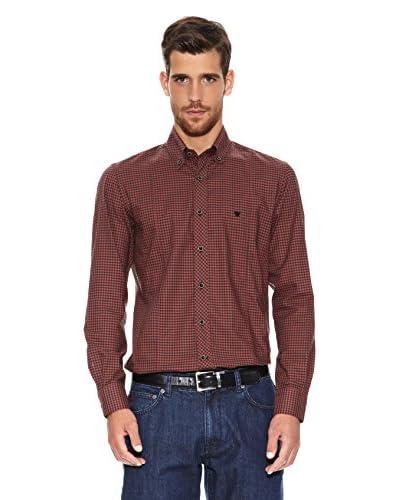 Caramelo Camicia Hassan [Rosso]