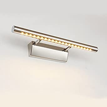 Vanity Led Light Strip : Goodia Vanity Light Strip Bath Light Fixtures, on/off Switch, Ideal for Bathroom, 5w Warm White ...