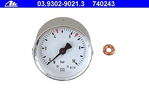 ATE 03.9302-9021.3 Manometer, filling/bleeding tool (brake hydraulics)