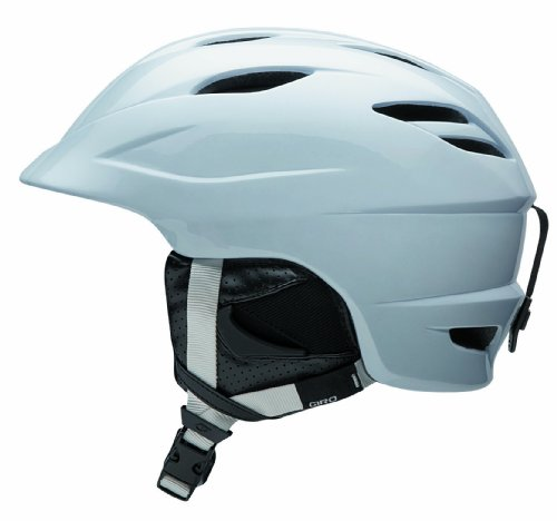 Giro Seam Men's Snow Helmet - Matt White, Large