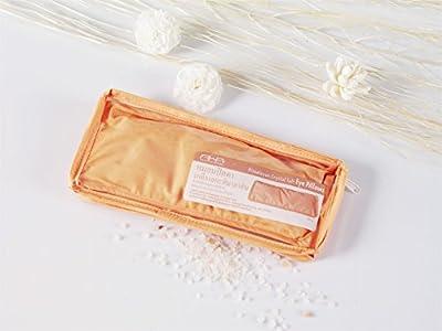 Theeasylifes Organic Himalayan Crystal Salt Eye Pillow