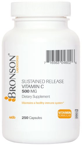 Vitamin C - 500 Mg. Sustained Release (250)