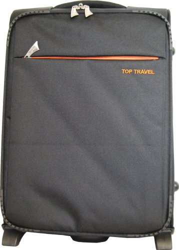 Onbord Trolley 2 Top Travel 49 cm - Schwarz