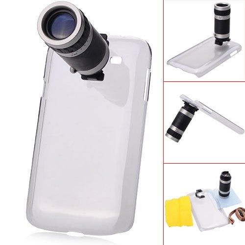 8X Telescope Lens For Samsung I9082 Mobile Phone