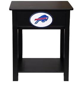 NFL End Table NFL Team: Buffalo Bills by Fan Creations