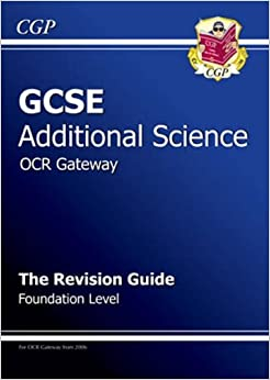 Ocr additional science coursework help