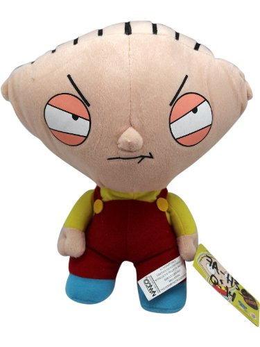 10 Inch Family Guy Stewie Griffin Stuffed Plush Doll - 1
