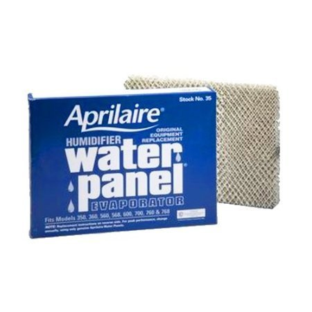 Aprilaire 35 Humidifier Filters, Genuine Media for Aprilaire Models 350, 360, 560, 568, 600, 700, 760 & 768 - 2 Pack