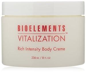 Bioelements Vitalization Rich Intensity Body Creme, 8-Ounce
