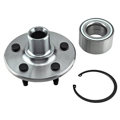 WJB WA521000 - Rear Wheel Hub Bearing Assembly - Cross Reference: Timken HA590259K / Moog 521000 / SKF BR930259K (Wheel Hub Ford Explorer 2009 compare prices)