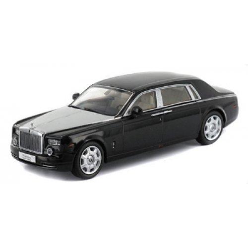 kyosho-5541dbk-vehicule-miniature-modele-a-lechelle-rolls-royce-phantom-lwb-echelle-1-43