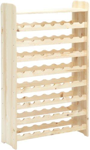 fr acheter cave vin casier vin tag re bouteille vinothek pour 56 bouteilles acheter. Black Bedroom Furniture Sets. Home Design Ideas