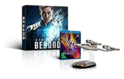 Star Trek Beyondinkl. Spaceship (exklusiv bei Amazon.de) [3D Blu-ray] [Limited Edition]