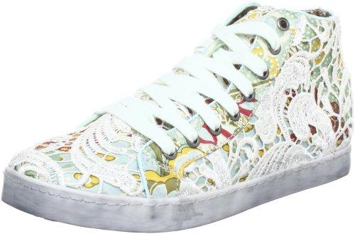 Colors of California HC.SKECH5, Sneaker donna, Beige (Beige (Naturale NAT)), 39