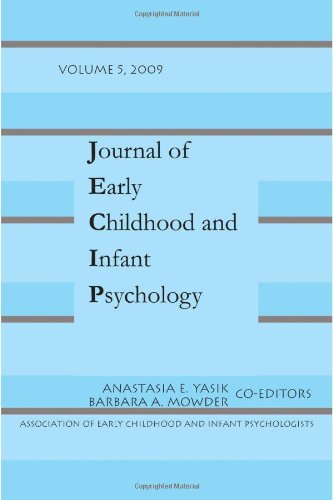 Journal of Early Childhood and Infant Psychology Volume 5