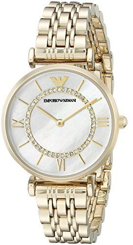 Emporio Armani Damas Classic Analógico Dress Cuarzo Reloj AR1907