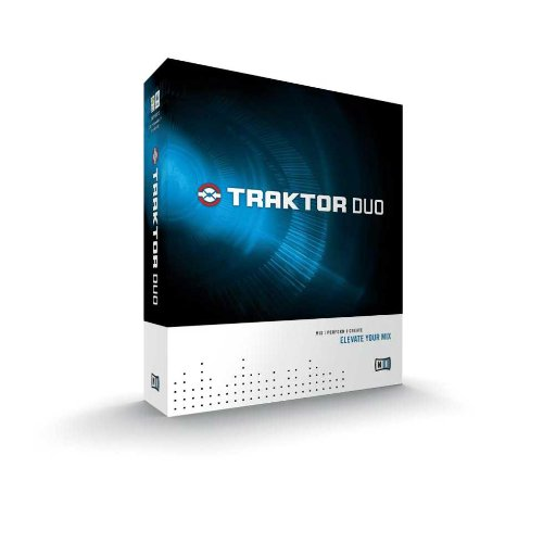 Native Instruments TRAKTOR DUO DJ Software, ¹